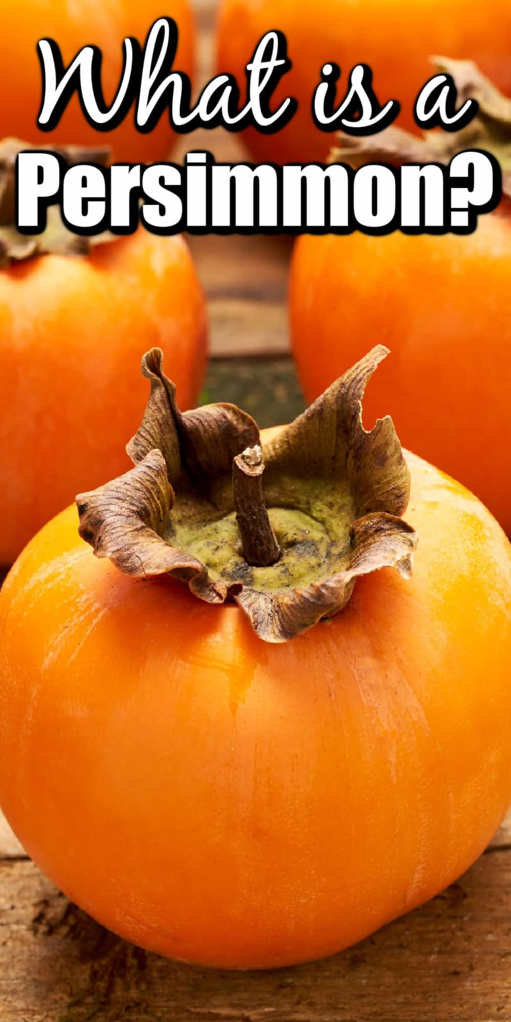 What is a Persimmon Pin?